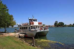Paseo en Barco por la desembocadura del Ebro