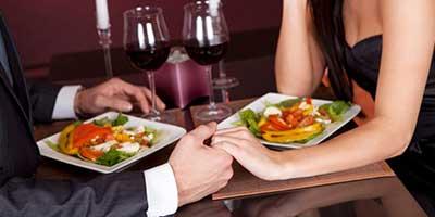 Cena romántica en el Ecoturismo rural Villafeliche