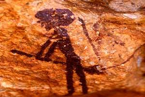 pinturas rupestres en tivissa