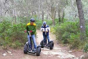 actividades al aire libre en el Delta del Ebro