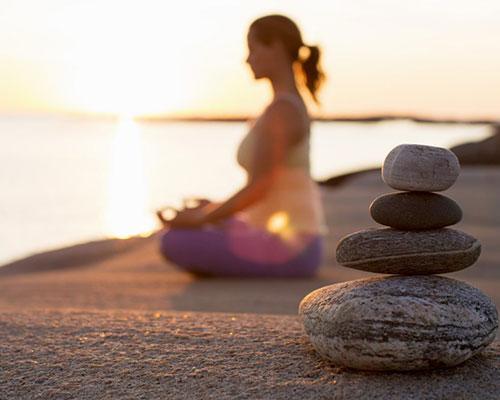 Retiros de yoga en el Ecoturismo rural Villafeliche