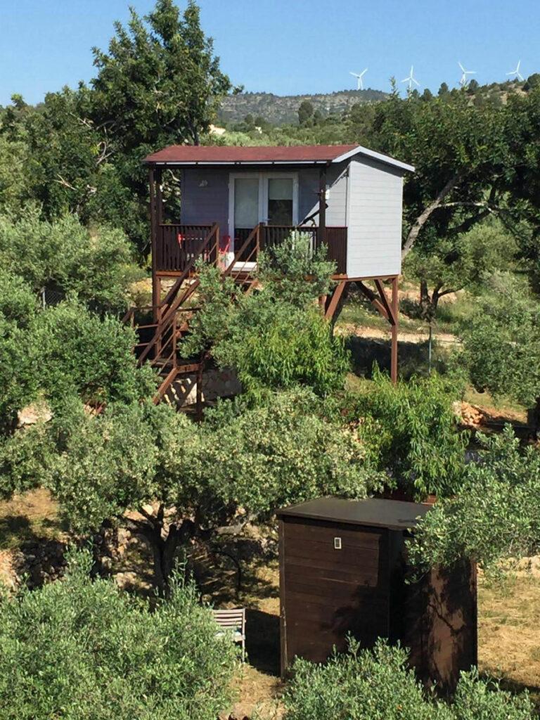 observatorio ornitologico Ecoturismo Villafeliche
